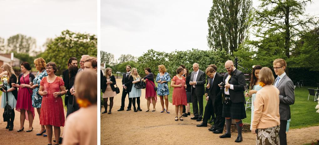 Hällekis säteri bröllop