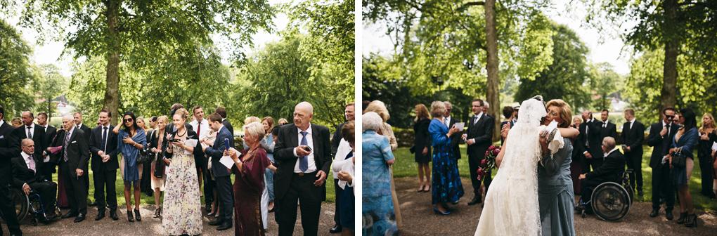 bröllop trollhättan hjärtums kyrka kramar