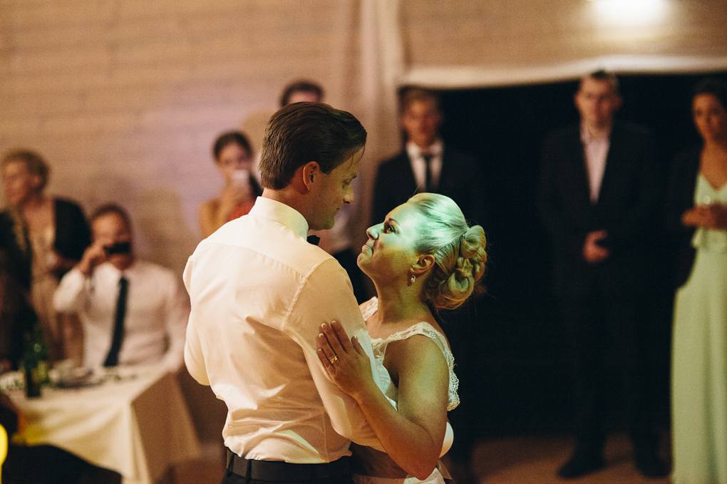 bröllop kinna mariebergsparken dans