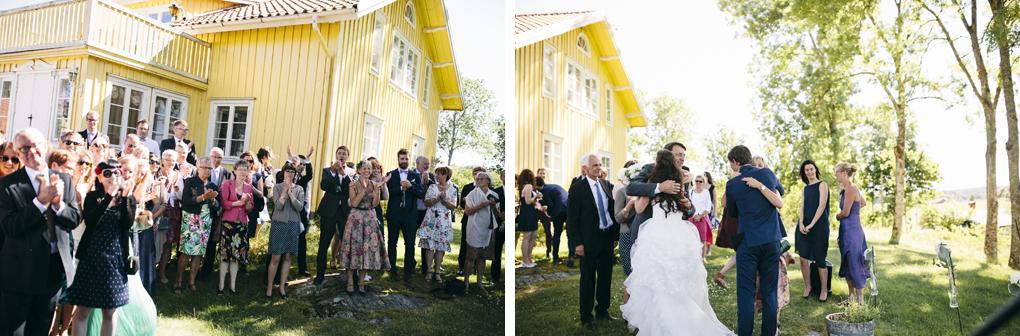 bröllop trollhättan prässebo klintens loge vigsel kram