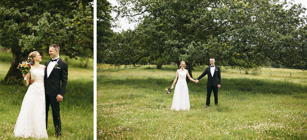 porträtt bröllop vänersborg