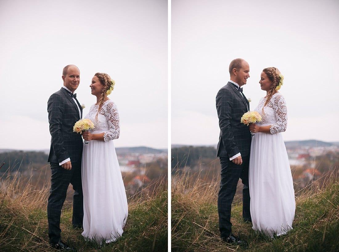bröllop bohus fästning