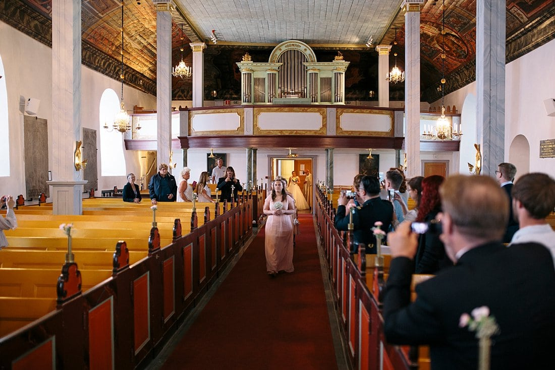 vigsel västra tunhems kyrka