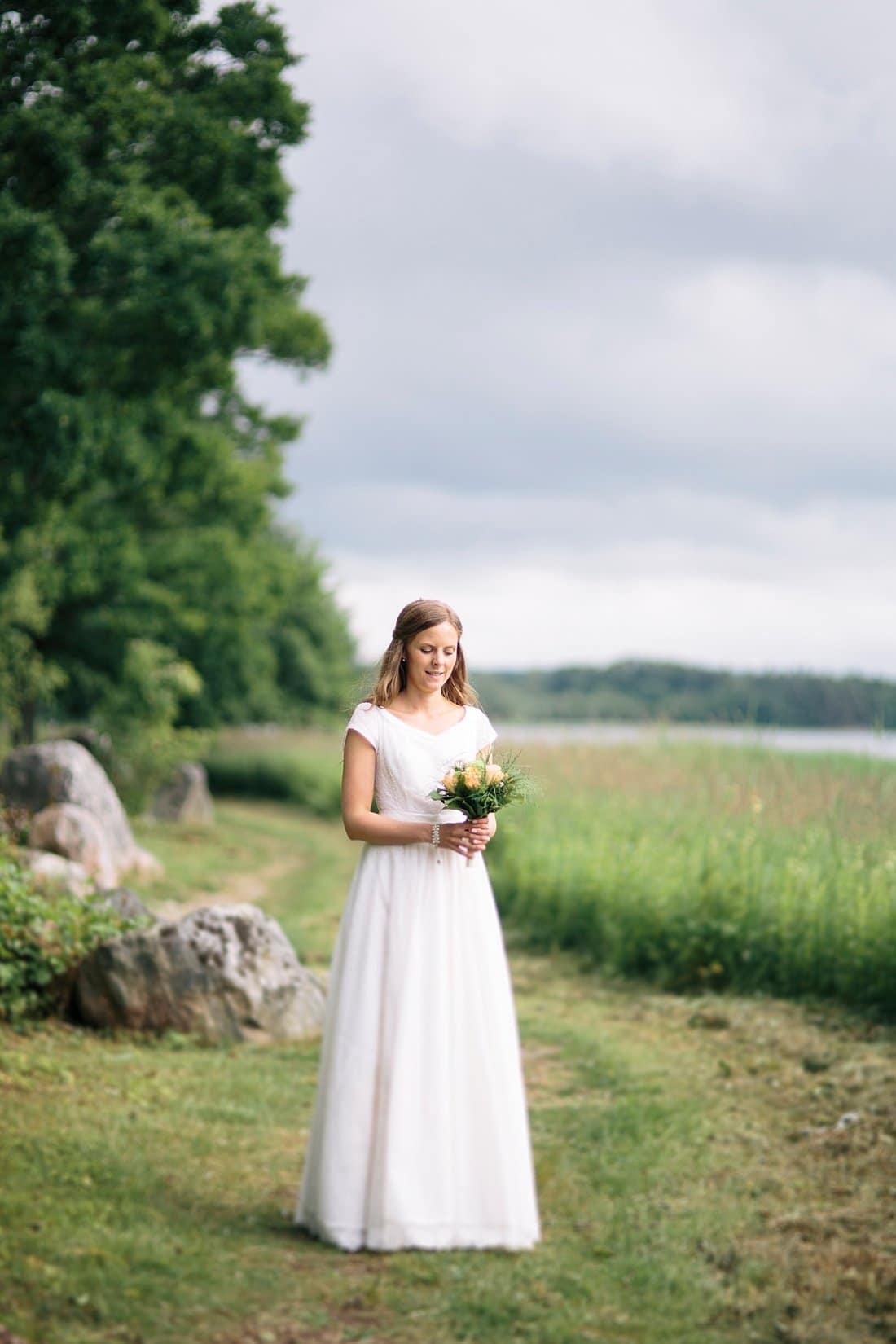 bröllopsporträtt gräfsnäs slott