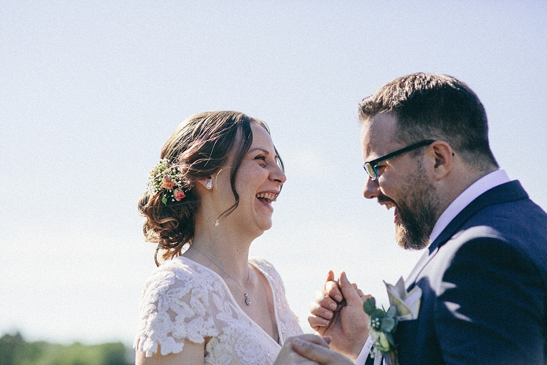 bröllop porträtt stora holm